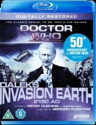 Daleks Invasion Earth 2150AD