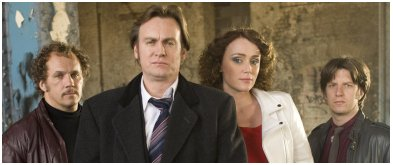 Ashes to Ashes Cast