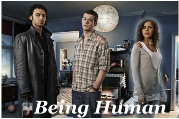The new cast of Being Human