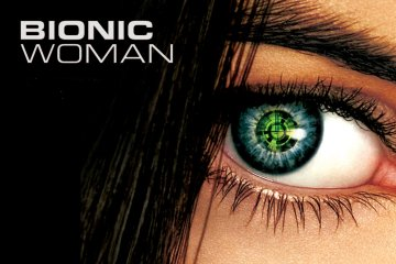 The Bionic Woman Logo