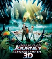 Journey to the center of the earth poster work