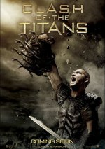 Clash of the Titans poster work