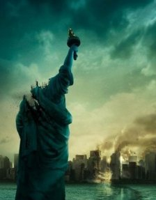 Cloverfield poster work