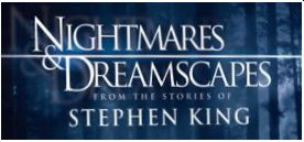 Nightmares and Dreamscapes logo