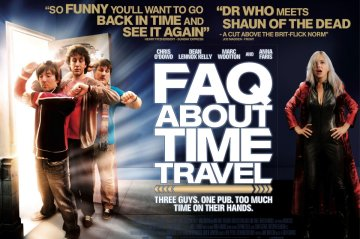 Frequently Asked Questions about time travel poster art