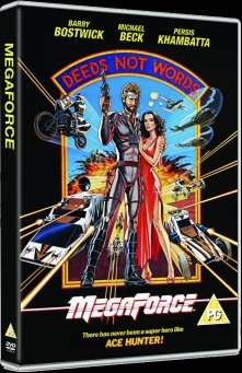 MEGAFORCE DVD