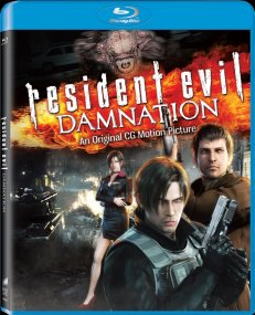 Resident Evil:Damnation box art