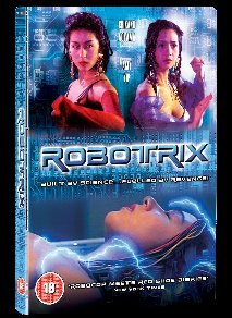 Robotrix DVD