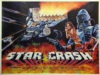 STARCRASH on Blu Ray