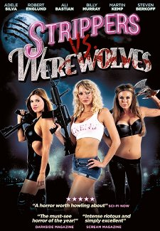 Strippers Vs Werewolves artwork