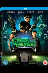 Green Hornet artwork