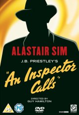 AN INSPECTOR CALLS ARTWORK