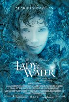 Lady In The Water poster work
