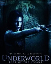 Rise of the Lycans poster art