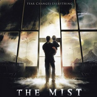The Mist poster work