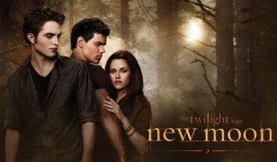 New Moon poster work
