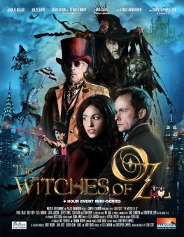 Witches of Oz artwork