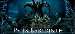 Pan's Labyrinth poster work