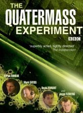 Quatermass Experiment DVD cover