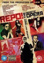 Repo:The Genetic Opera DVD box