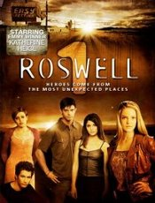 Roswell DVD Box