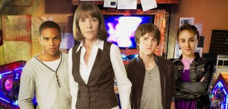 Sarah Jane Adventures cast