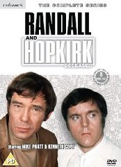 Randall and Hopkirk (Deceased) artwork