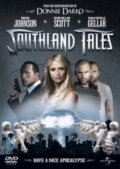 Southland Tales poster work