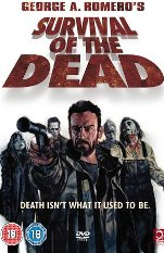 Survival of the Dead DVD box