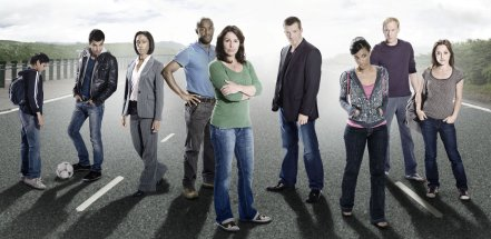 The Survivors Cast - photo courtesy of the BBC