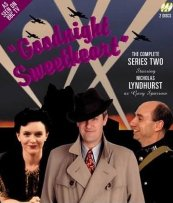 Goodnight Sweetheart DVD Box art