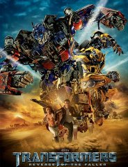 Transformers 2 poster work