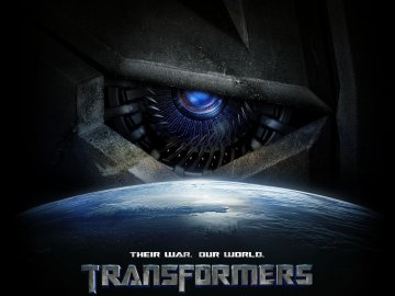 Transformers poster work