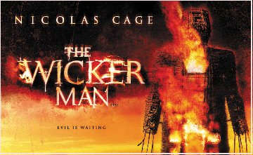 Wicker Man imagery
