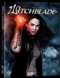 Witchblade imagery