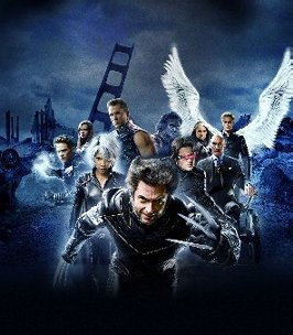 X Men The Last Stand poster work